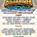 8. 12 (月)  -NEW LIGHT SOUND SYSTEM PRESENTS- GOOD TIMES VOL. 15 @Good times cafe 伊豆白浜
