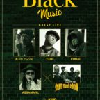 2.22 sat 【BLACK MUSIC】@静岡 SHANTY TOWN